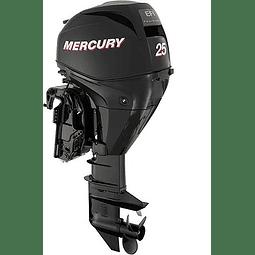 Motor Mercury fourstroke 25 EL EFI