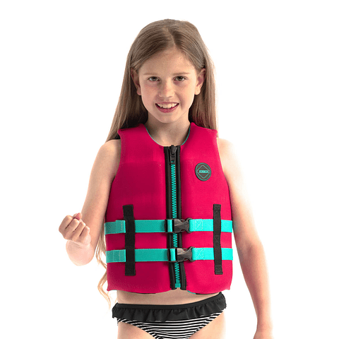 Colete Neo Vest Youth Pink