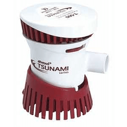 Bomba de fundo Tsunami attwood