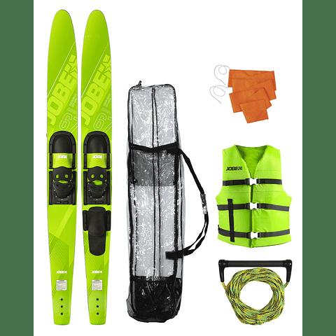 Pack Skis Jobe Allegre Lime