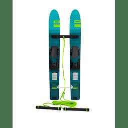 Skis de Criança Buzz Trainers