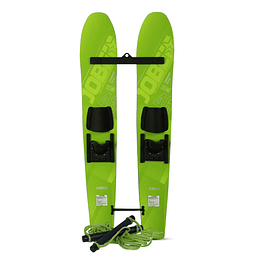 Par de Skis Jobe Hemi Trainers