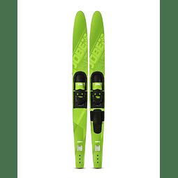 Par de Skis Jobe Allegre