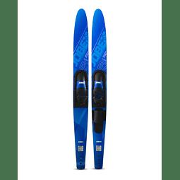 Par Skis Jobe Allegre 67