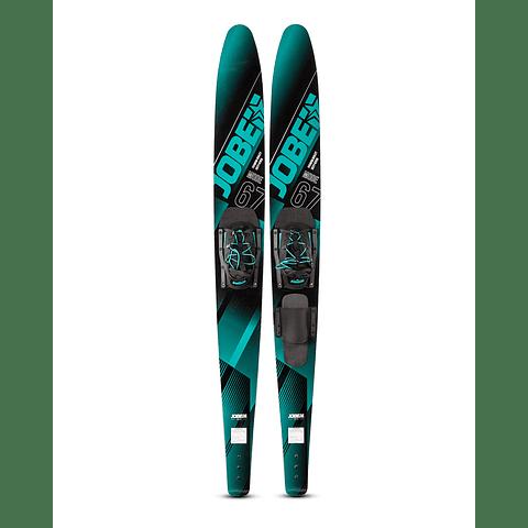 Par de Skis Jobe Mode