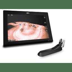 """Axiom+ 12 RV – Display Multifunções de 12.1"""" c/ Sonda RealVision 3D e transdutor RV-100"""