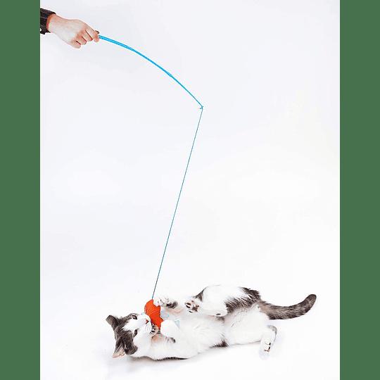Juguete Cattraction Koi Dangler
