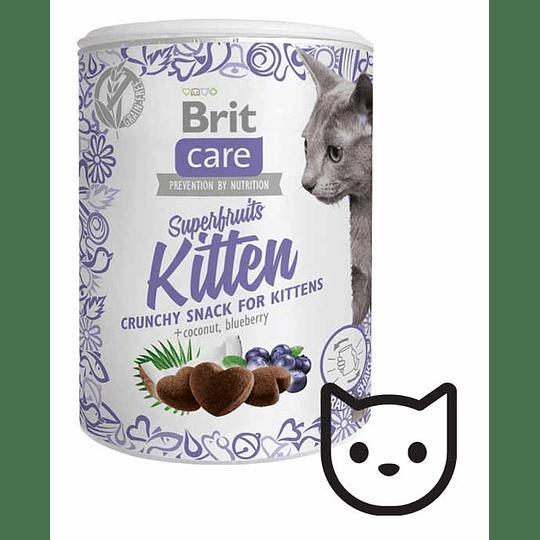 Snack Brit Care Superfruits - Kitten