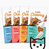 Snack Catit Creamy