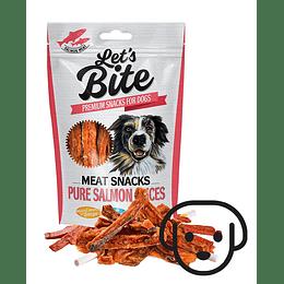Snack Brit Lets Bite - Pure Salmon Slices