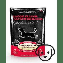 Snack de Tocino para Perros