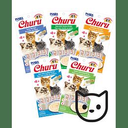 Inaba Churu para Gatos