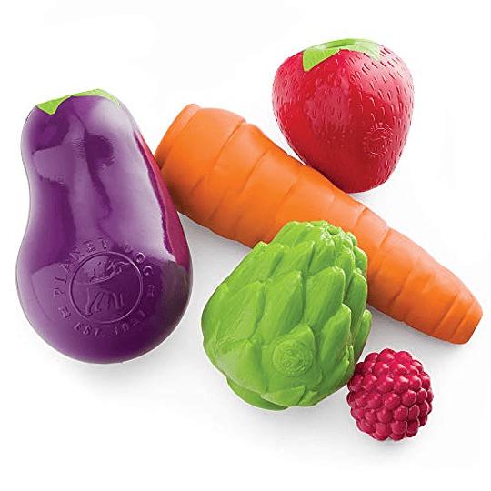 Orbee-Tuff Foodies Zanahoria