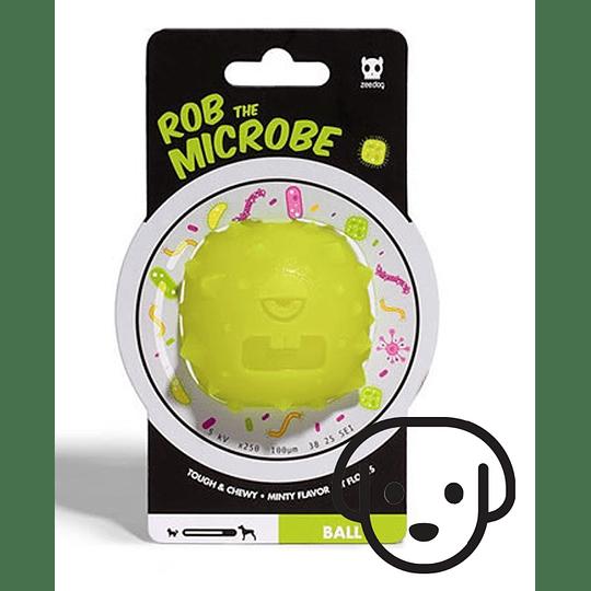 Pelota Rob The Microbe