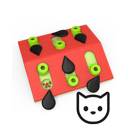 Puzzle Melon Madness N1-2
