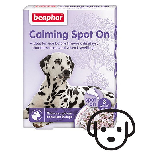Calming Spot On para Perros