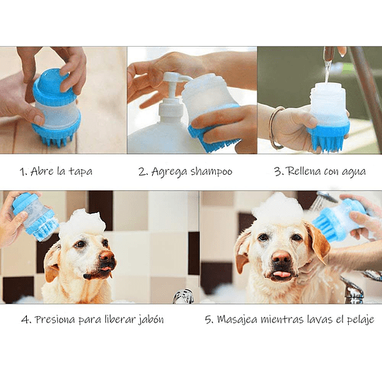 Pet Washer 2 en 1