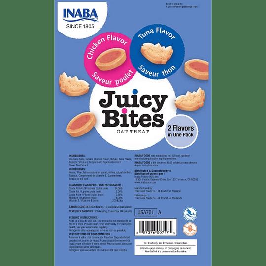 Snack húmedo para gatos Juicy Bites