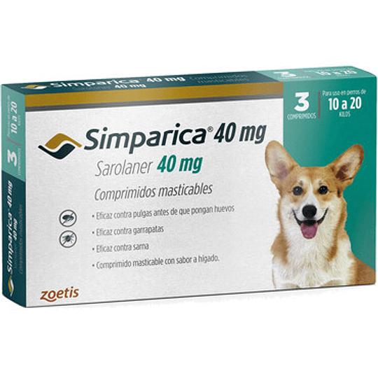 Simparica 3 Comprimidos
