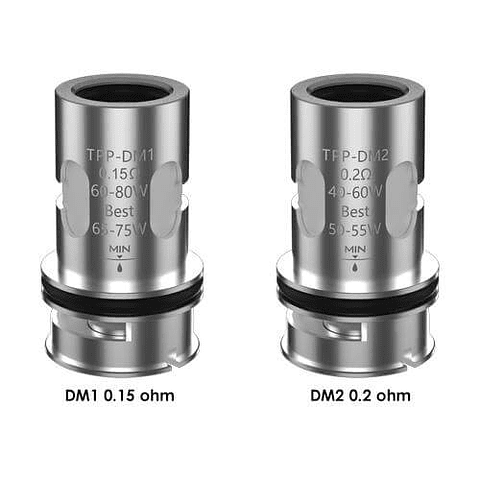 VOOPOO TPP Coil (Pack 3)