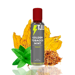 T- Juice Golden Tobacco Mint 50ml