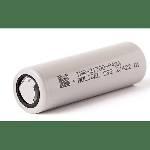 Molicel P42A 21700 4200mAh 45A