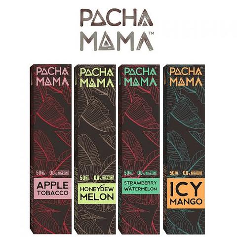 Pacha Mama 50ml - 0mg