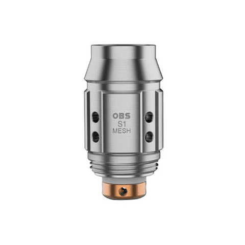 OBS S1 Mesh Coil 0.6 ohm (Pack 5)