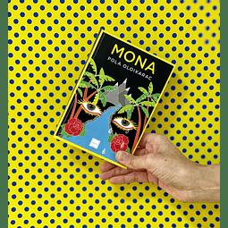 """""""Mona"""" Pola Oloixarac"""