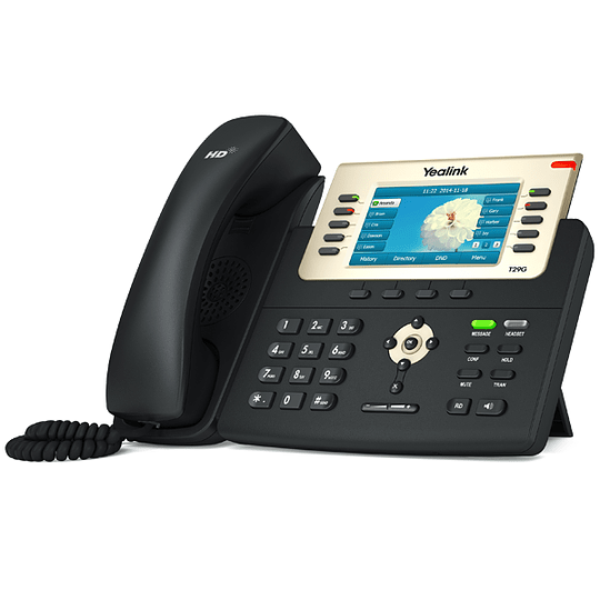 Yealink SIP-T29G – Teléfono IP