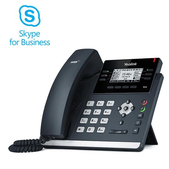 Yealink SIP-T41S - Teléfono IP