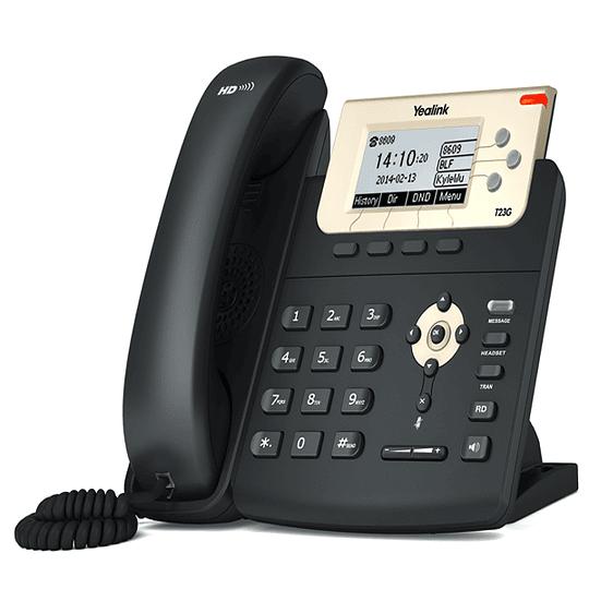 Yealink SIP-T23G – Teléfono IP