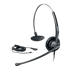 Yealink YHS33 – Cintillo Telefonico con RJ9