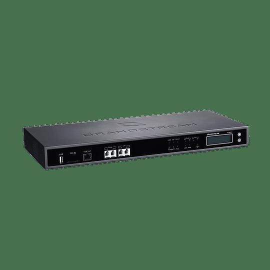 GrandStream UCM6510 - Gateway  IP 1XE1 + 2FXO + 2FXS