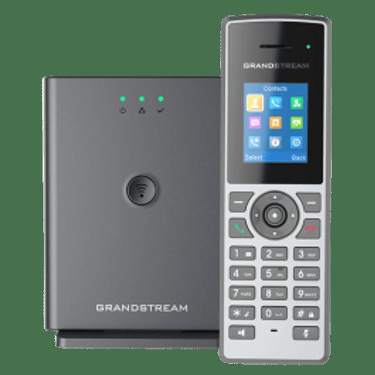 GrandStream DP752+DP722 - Telefono IP Inalambrico DECT