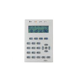 TECLADO LCD NCODE/G LCD COLOR BLANCO C/ 1 TERMINAL INIM