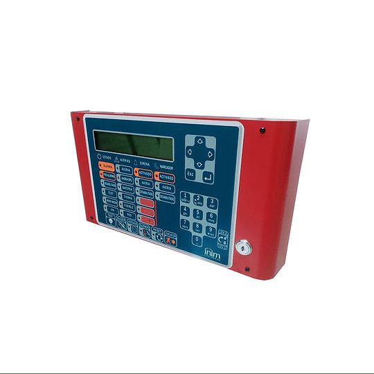 ANUNCIADOR REMOTO SMARTLETUSEE/LCD INIM