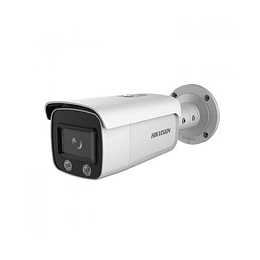 CAMARA IP BULLET 2MP 4MM COLORVU DS-2CD2T27G1-L HIKVISION