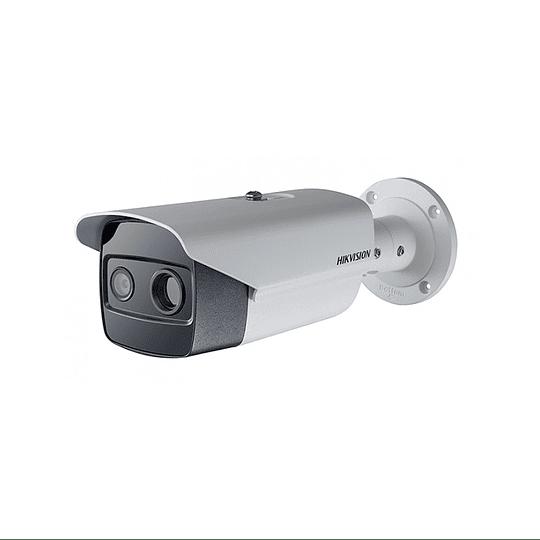 CAMARA IP TERMICA Y OPTICA 1080P DS-2TD2617-6/V1 HIKVISION