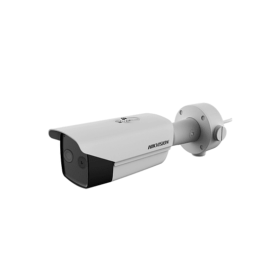 AMARA IP TERMICA Y OPTICA 4MP DS-2TD2617-3/PA HIKVISION