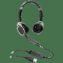 CINTILLO TELEFONICO USB BIAURAL GUV3005 GRANDSTREAM