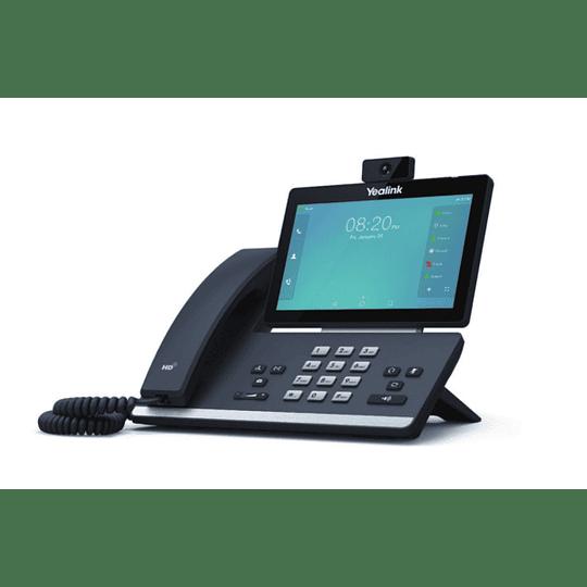 YEALINK T58A - TELEFONO IP CON CAMARA