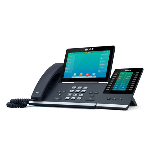 YEALINK T57W - TELEFONO DE SOBREMESA