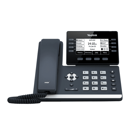 YEALINK T53W - TELEFONO Eficiencia y productividad