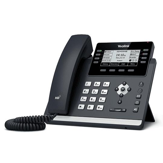 YEALINK T43 - TELÉFONO IP
