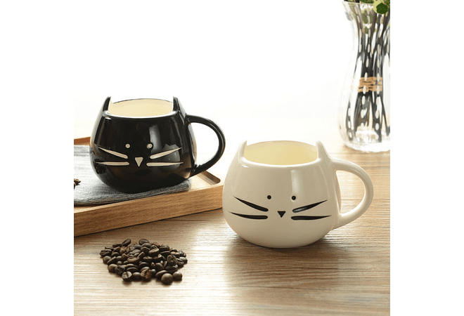 Cute Cat Mugs