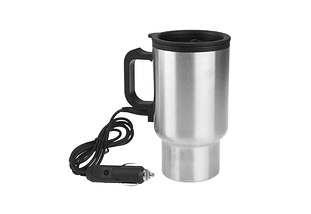 Heated 12V Travel Mug For Car
