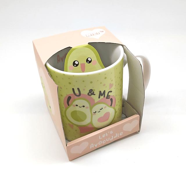 Mug With Gift Box, Avocado
