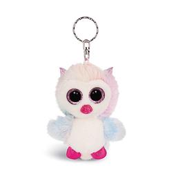 Princess Holly Owl Keyring