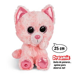 Gato de ensueño, peluche de 25 cm